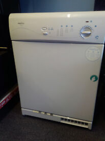 Proline TDC6A 6kg Condenser Tumble Dryer in White