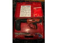 Hilti nail gun dx460