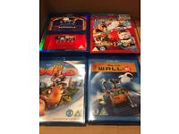 Animation Blu rays inc. Pixar short films