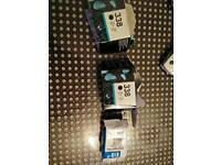 Printer cartridge Hp ( One colour and 2 Black