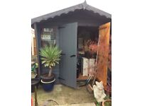 Summer House/shed fully treated, dismantled