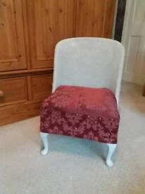 Nursery/bedroom chair
