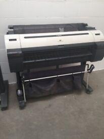 Canon iPF750 Large Format Printer - Spares or Repair