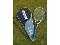 Prince Tour NXgraphite Midplus tennis racket (used)