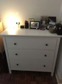 Chest of 3 Draws in excellent condition