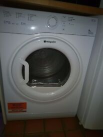 Hotpoint TVFS 83 (2 years old) replacement from Hotpoint