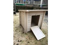Plastic chicken coop duck house poultry