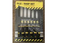 Workzone File / Rasp Set