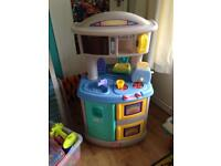 Little tykes play kitchen and extras