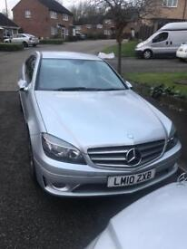 2010 MERCEDES CLC 1.8 MANUAL