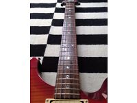 Selling a PRS SE Custom 22 Stoptail in excellent condition- including genuine PRS Gigbag