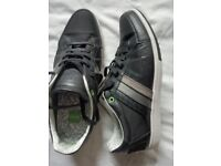 Hugo boss trainers for sale size 8