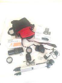 Canon 600D + complements
