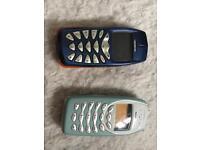 Nokia classics 3410 & 3510i