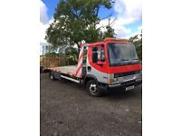 Daf recovery truck spec