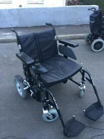 Electric Wheelchair Xtra wide