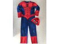 Spider man dressing up costume