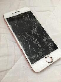 I buy broken cracked unwanted phones MacBook and laptop. iPhone 5 / 5s / 5c / 6 / 6s / 7 / 8 plus x