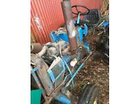 Ford Tractor 4wd 3 cylinder possible export