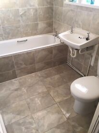 Double Room Available in 2 Bedroom House Furnished LE2 Area