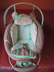 Ingenuity Automatic Bouncer, EXCELLENT CONDITION, £30