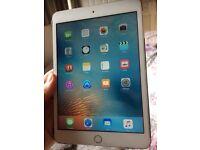 iPad Mini 3, White, 16GB, Wi-Fi, 3G, Perfect Condition