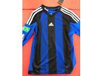 Adidas kids complete football team kits