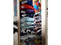 Cloth nappy & Bin bundle
