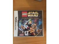 Lego Star Wars: The Complete Saga DS game