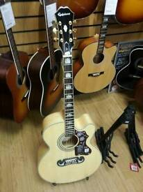Epiphone EJ200 Electro Acoustic for sale
