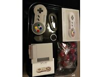 8Bitdo SFC30 Bluetooth Gamepad Controller + Xtander for Android + Raspberry pi Cases