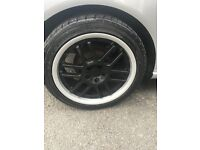 """TSW Catalyuna 5x100 Wheels 16"""""""