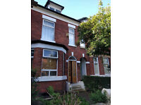 Room available in a 5 person West Didsbury house share