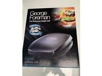 George Foreman 4-Portion Family Health Grill 18471