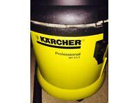 Karcher Professional nt 27/1 wet/dry vac