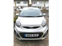 2013 Kia Picanto 12 months MOT and Serviced 23.03.2018
