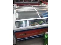 Chest Freezer for shop, cafe, food storage