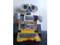 VTech Wall-E Robot Learning Toy Laptop Computer