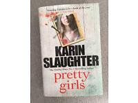 Pretty Girls Book Hardback. Excellent Condition. Please no time wasters. Collection only.