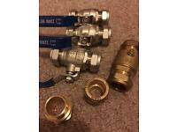 22mm plumbing fittings