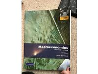 Macroeconomics 5th edition Oliver Blanchard