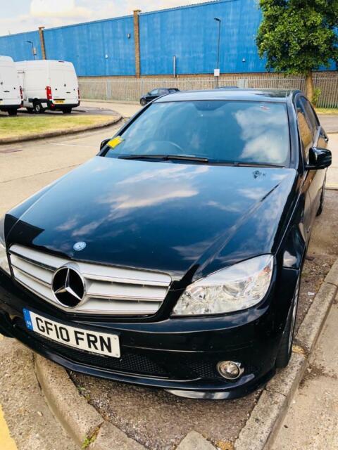Mercedes Benz Westminster >> Mercedes Benz C Class Petrol 2010 For Sale In Westminster London Gumtree