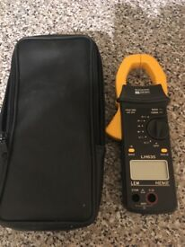 RS Digital Clamp meter