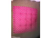 Large child's floor cushion