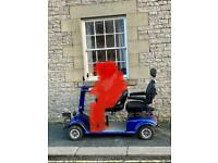 2 seater mobility scooter tandem rare can deliver locally no charge