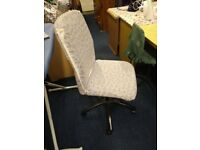 Five Office chairs £15 each
