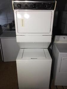 Kenmore Large Capacity Stacked Washer and Dryer