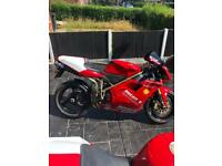 Ducati 916 foggy replica
