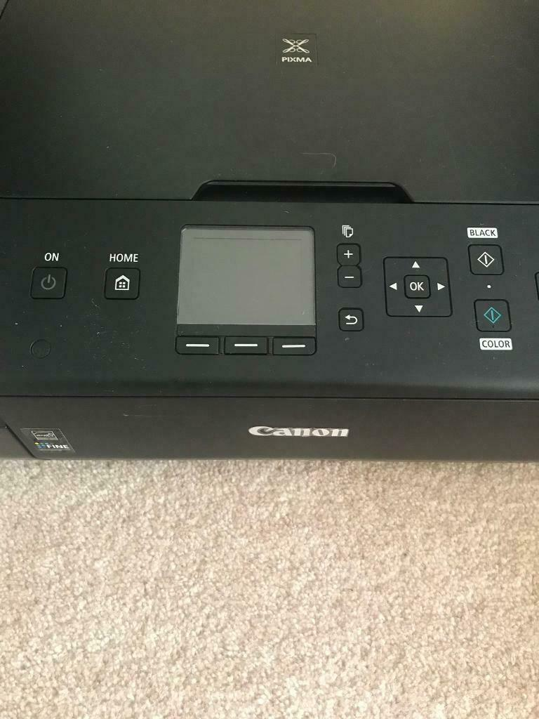 Canon printer MG5550 £35 | in Templecombe, Somerset | Gumtree