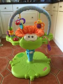 Fisher Price Froggy Jumperoo